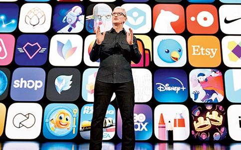 分析師預測蘋果市值將可能在2022年達到3萬億美元 蘋果iOS15展示強大設備性能
