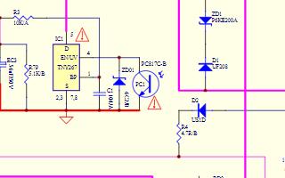 電腦電源的主動FPC電路