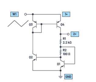 學子專區—ADALM2000實驗:調節基準電壓源