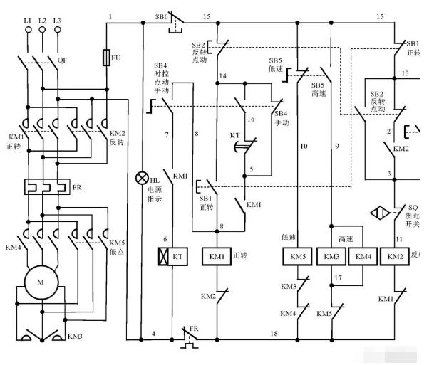 一文详解分离件电动扭拧机的电路和制作