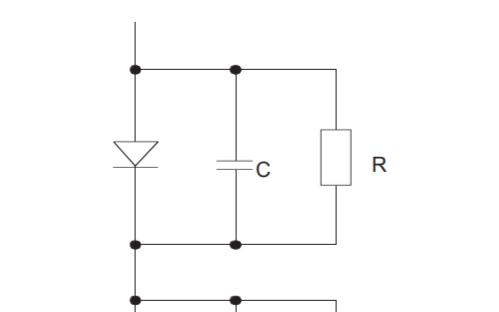 为什么二极管只能串联呢?