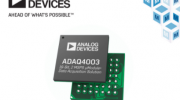 貿澤備貨Analog Devices ADAQ4003數據采集解決方案  可節省多達75%的電路板空間
