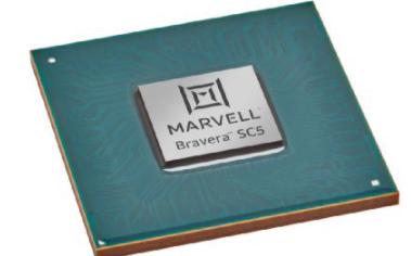 MarvellBravera 固态硬盘控制器赋能顶级性能数据中心闪存方案