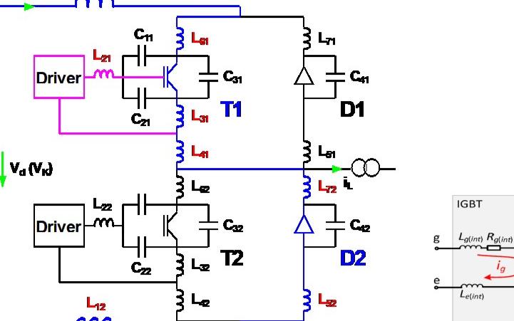 你知道如何去优化功率模块主端子设计吗?