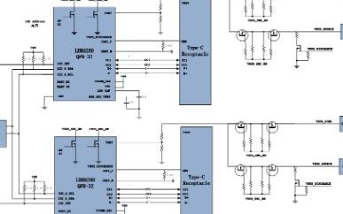 多Type-C端口的移动电源方案