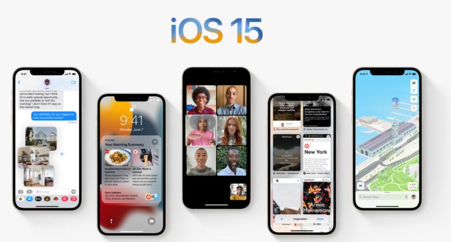 ios15.6正式版啥时候推送
