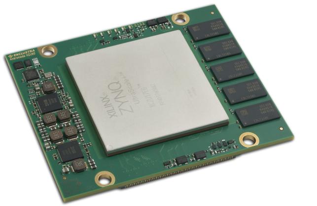 瑞蘇盈科發布ZU17/19EG高端核心板