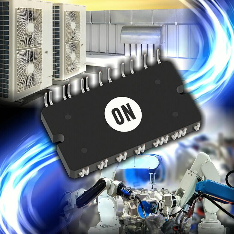 安森美半導體在APEC 2021發布工業電機驅動的集成方案
