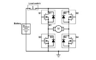 在低壓H橋應用中減小布板尺寸和電池消耗的方法