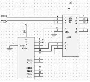 嵌入式系統中主機串行通信接口不足的幾種解決方案