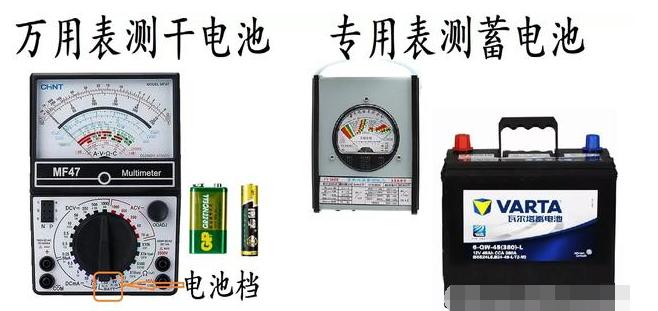 如何測量電池的空載電壓和帶載電壓