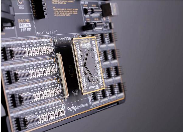 MIKROE的新SiBRAIN MCU開發標準 打破了嵌入式系統設計的游戲規則