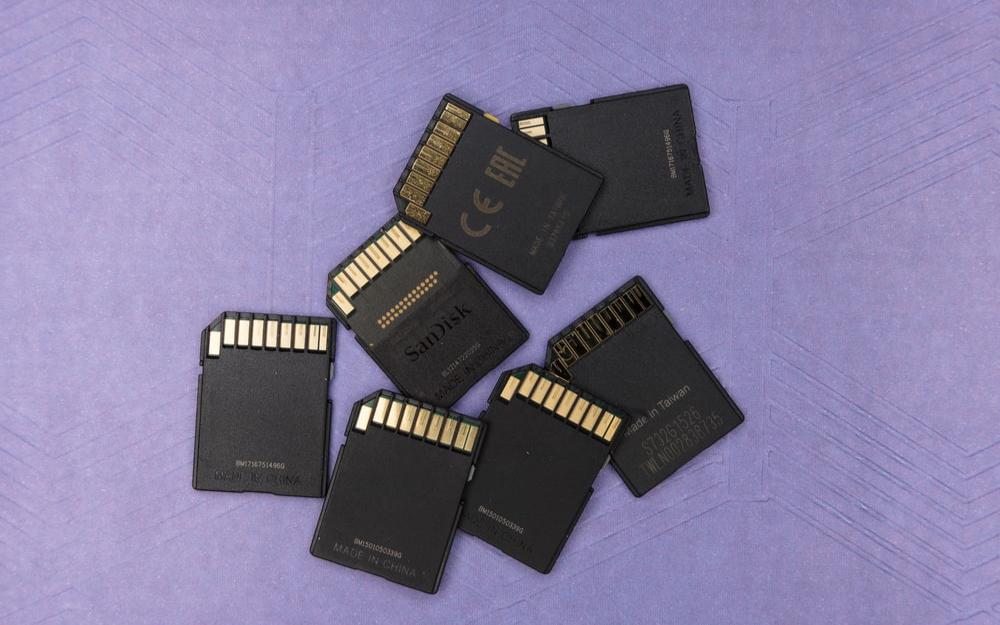 消失的手机SD卡,手机厂商的又一次胜利