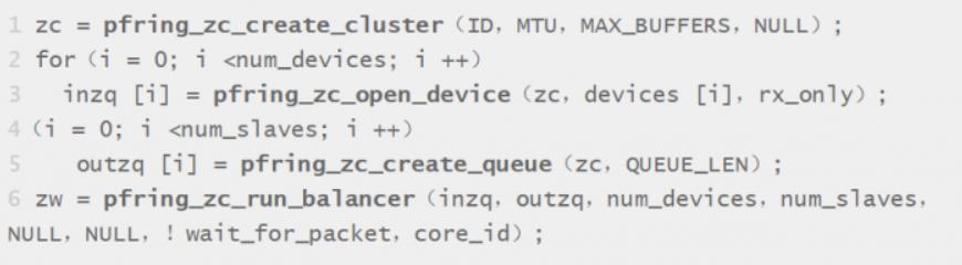 简述高速流量处理DPDK替代方案
