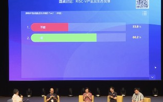 RISC-V中国峰会:RISC-V产业及生态发展