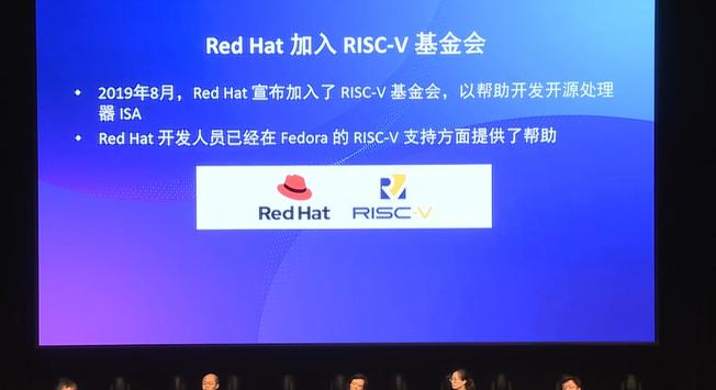 Red Hat的发展对RISC-v软件生态的发展...