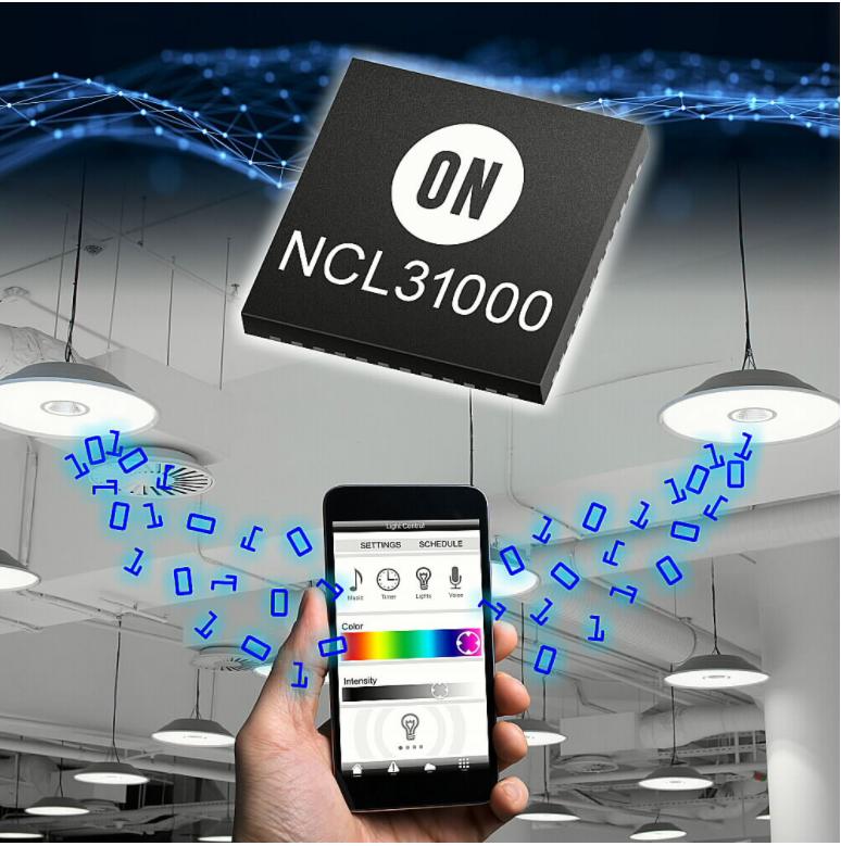 安森美半導體LED驅動器方案為互聯照明增添智能