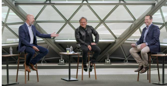 NVIDIA和Arm CEO分享收購Arm交易與超級增長時代的遠景