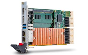 凌华科技推出搭载第九代英特尔®Xeon®/Core™ i7 CompactPCI® Serial处理器刀片