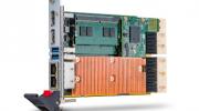 凌华科技推出搭载第九代英特尔?Xeon?/Core? i7 CompactPCI? Serial处理器刀片