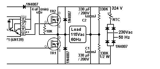 怎么实现变频器50Hz至60Hz的设计