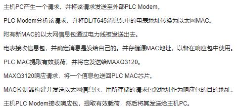 基于正交频分复用技术的自动PLC/AMR方案