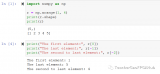 看看Python中元素索引有哪些特征和規律