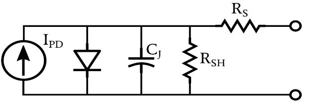 一文詳解光電二極管的基本等效電路