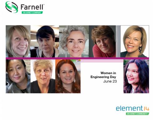 e络盟最新调研结果凸显了对女性工程师的大力支持