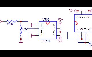 ABB变频器ACS800-75KW原理图汇总
