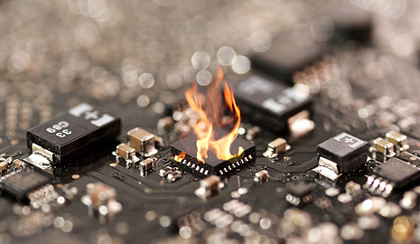功率半導體過熱的必須品
