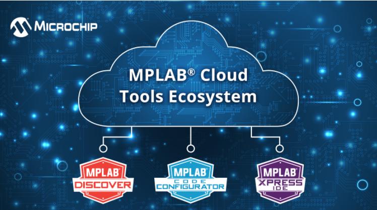 Microchip的MPLABò云工具生態系統為PICò和AVRò單片機提供安全、平臺無關的開發工作流程