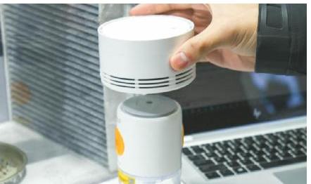 創新雙色光煙感探測方案解決困擾消防誤報的安全缺陷