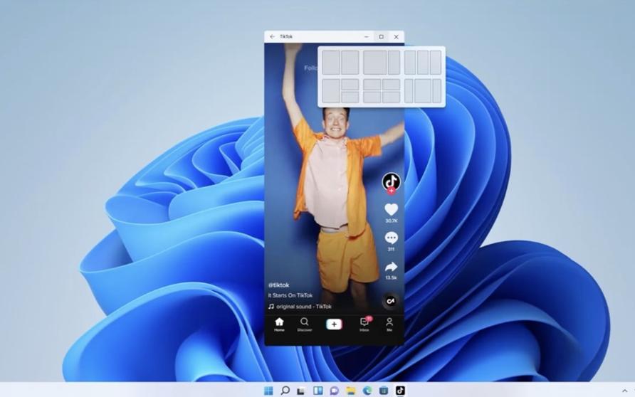 原生支持安卓应用,大变样的Windows 11你愿意升级吗?
