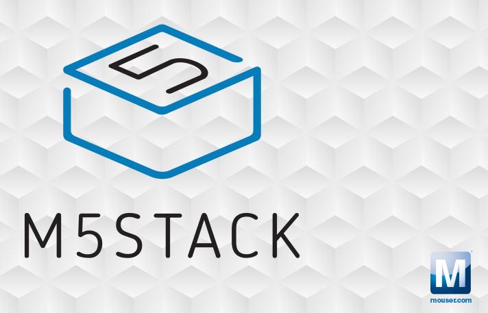 贸泽电子与M5Stack签订全球分销协议
