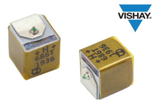Vishay新型SMD HI-TMP?液鉭電容器可節省基板空間并提高可靠性
