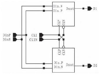 基于电流模式逻辑实现前端1:2解复用电路的应用设计