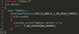 简述C语言中的内存泄漏的原理及解决方法