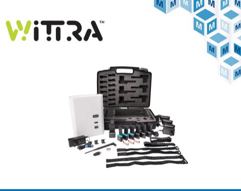 貿澤電子與Wittra 簽訂全球分銷協議  進一...