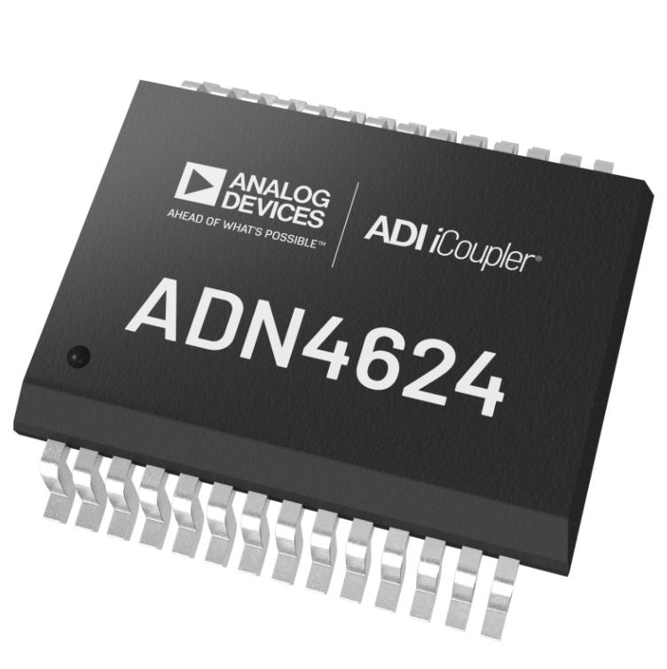 ADI公司宣布推出10Gbps iCoupler數字隔離器