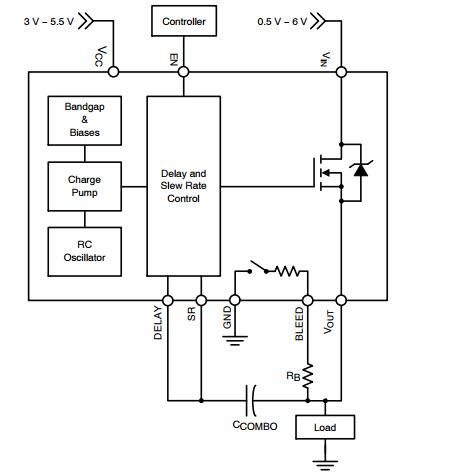 基于NCP4545_Typical Application电源管理的参考设计