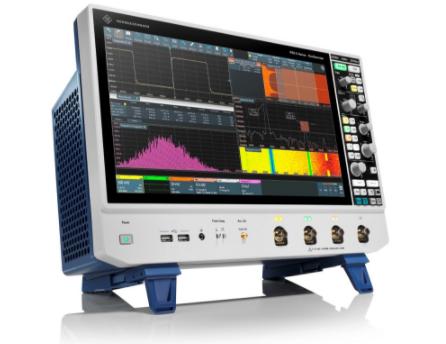 羅德與施瓦茨推出全新R&S RTO6示波器,提升易用性及性能使洞察信號更加即時