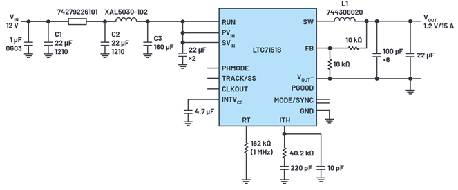 FPGA電源設計有哪些規范設計