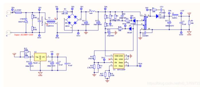 反激式开关电源的设计思路