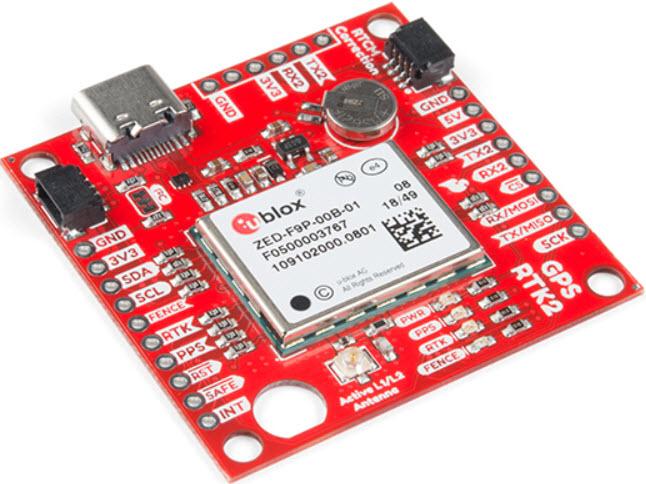 基于GPS-15136接收器的参考设计
