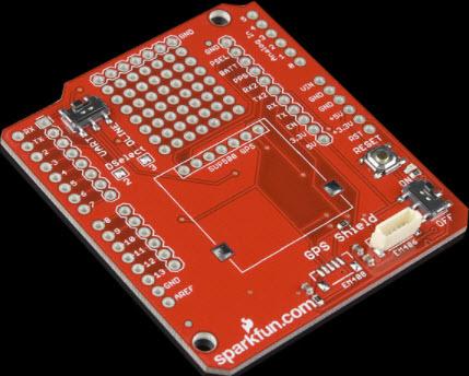 基于GPS-10102接收器的参考设计