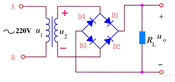 整流桥的作用和原理图 整流桥如何接线