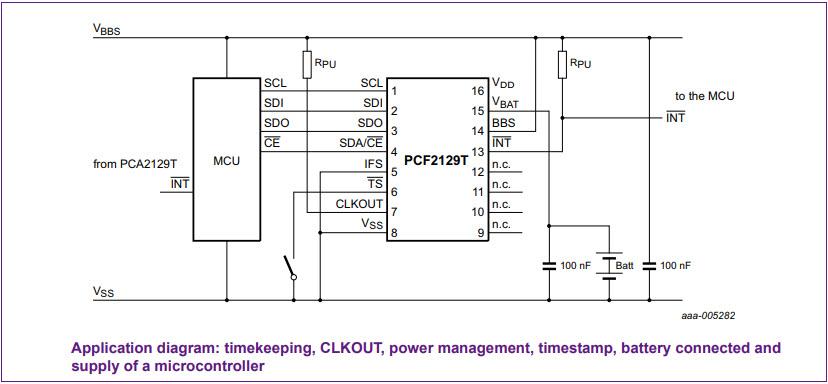 基于AN11186计时器的参考设计