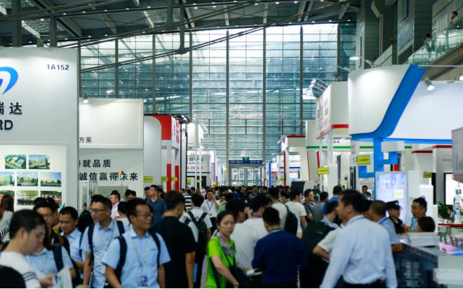 2021第四届深圳半导体及显示展于深圳12月8-...