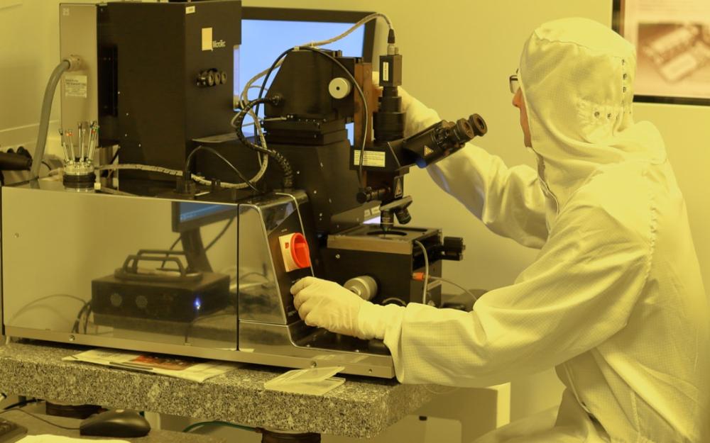 今年一季度韓企大肆采購全球三成芯片制造設備